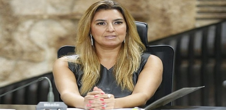 Juíza Renata Gil, presidente da Associação dos Magistrados Brasileiros (AMB) — Foto: AMB/Divulgação