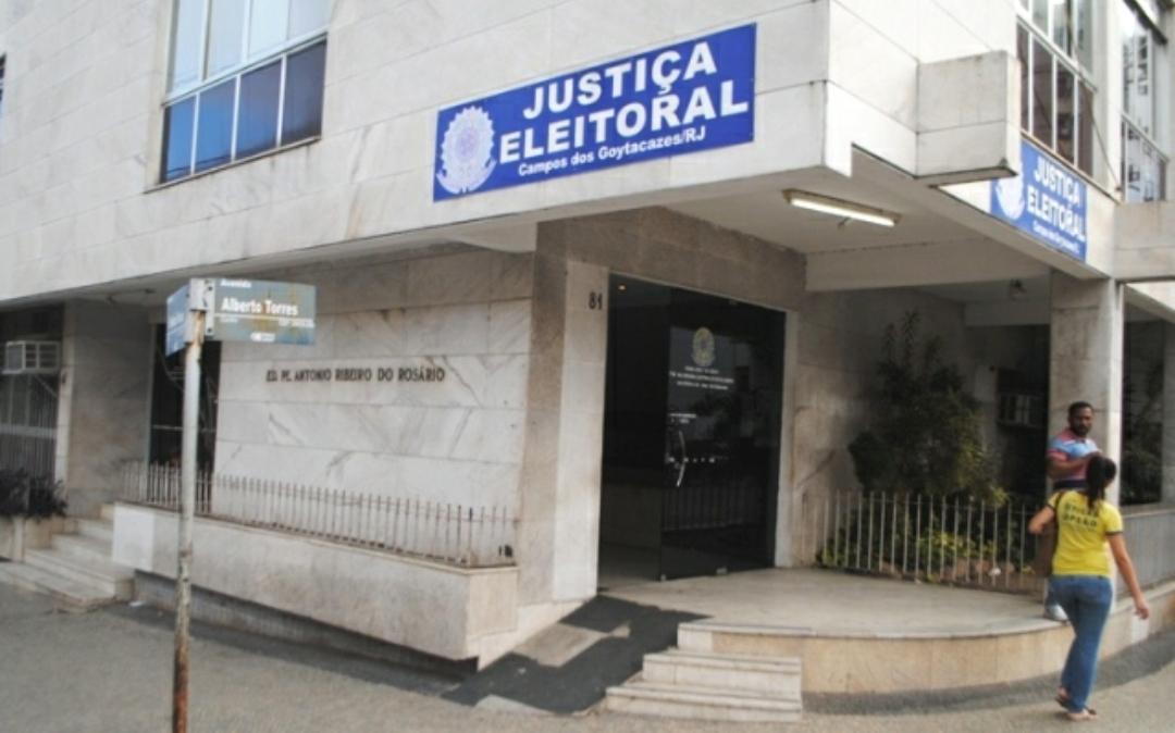 Cartórios Eleitorais de Campos-RJ