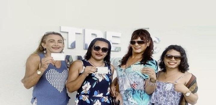 Candidatos trans 2020 no Brasil