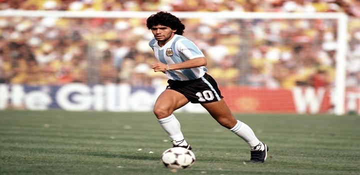 Maradona 60 anos