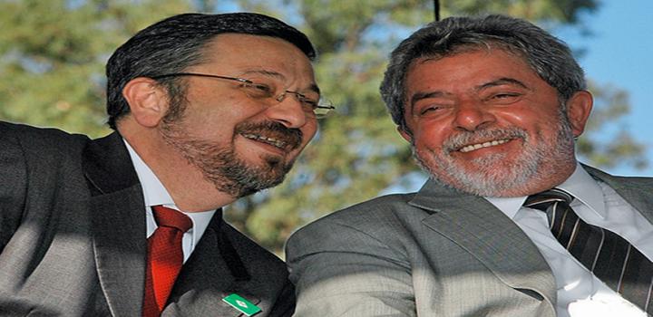 Lula e Palocci réus