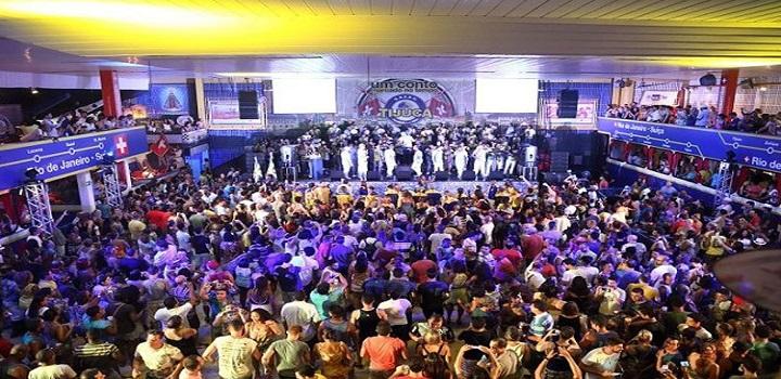 Retomada das Escolas de Samba RJ