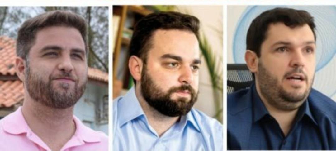 Candidatos na eleição