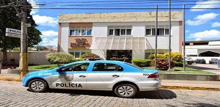 Operação Itaocara tráfico de drogas