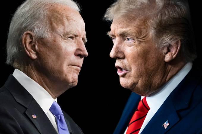 Trump ameaça não aceitar derrota para Biden
