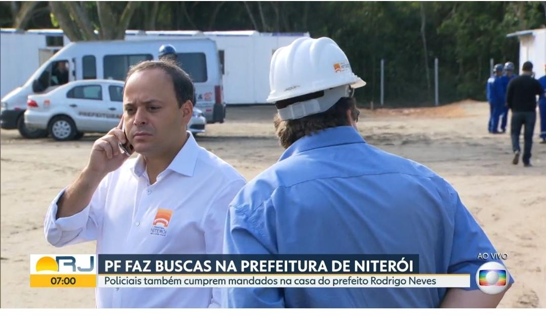 Rodrigo Neves- Investigado pela PF