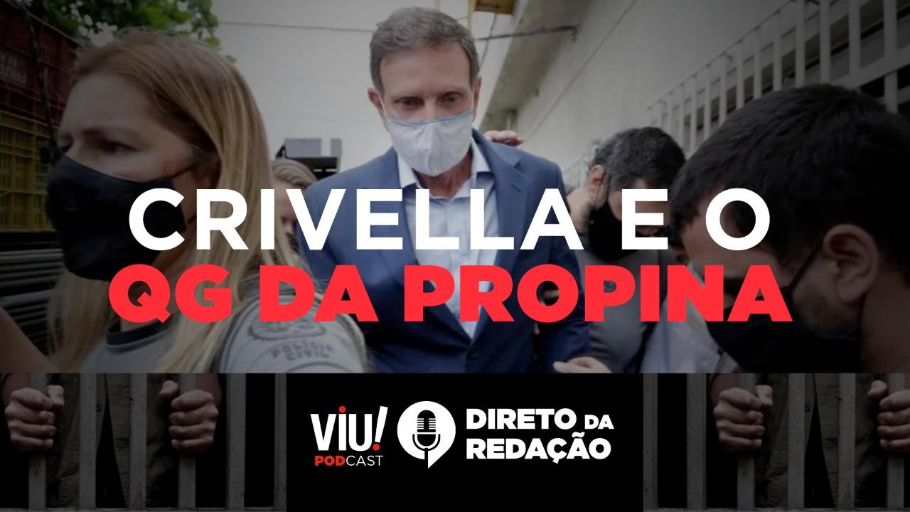 Marcelo Crivella e o QG da Propina