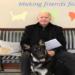 Major Biden, cão adotado em abrigo pela família Biden