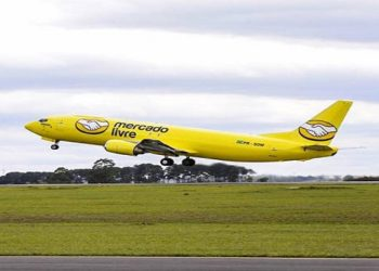 Mercado Livre agora possui frota de aviões