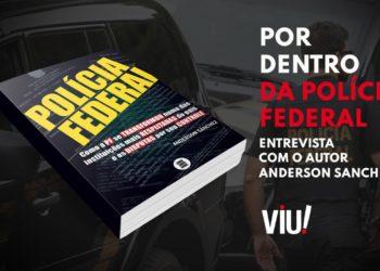 Livro sobre a Polícia Federal