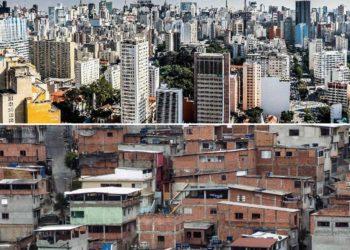 Ricos e Pobres na pandemia