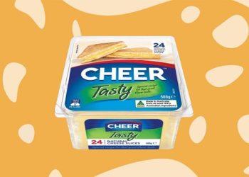 Marca de queijo da Australia