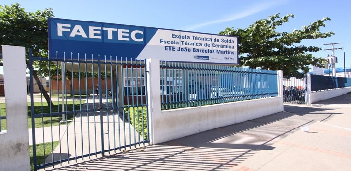 Faetec Processo seletivo 2021