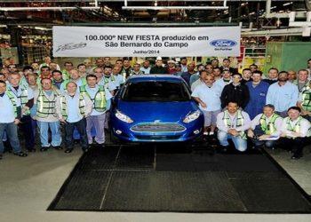 Ford anuncia fim da produção de carros no Brasil