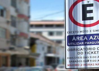 Macaé: prefeitura retoma cobrança de estacionamento rotativo