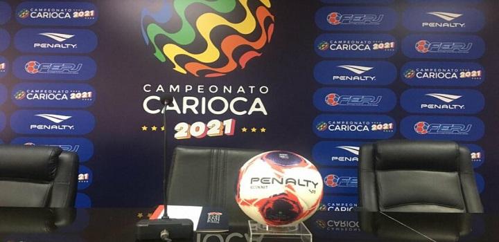 Campeonato Carioca 2021 transmissão