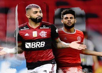 Flamengo e Internacional jogam pelo título