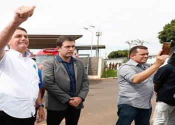 Bolsonaro em Uberlância