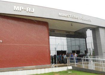 Sede do Ministério Público de Macaé-RJ