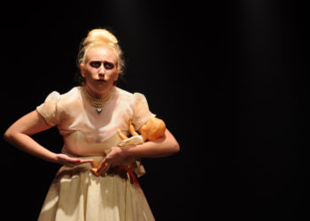 Teatro - Espetáculo Quarto de Bianca