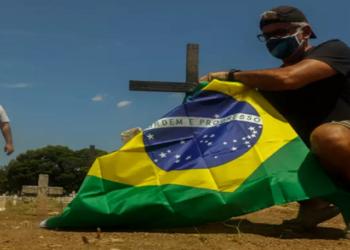 Mortes por Covid no Brasil em 2021