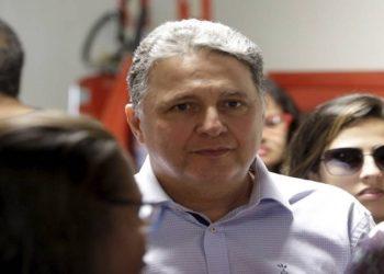 Anthony Garotinho preso