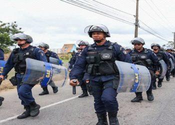 GUARDA MUNICIPAL GCM CAMPOS DOS GOYTACAZES