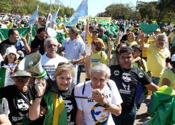 Pessoas pro Bolsonaro