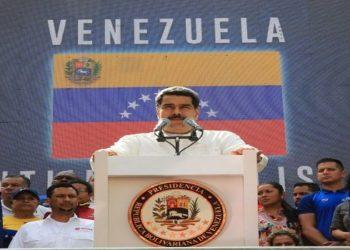 Facebook Nicolas Maduro