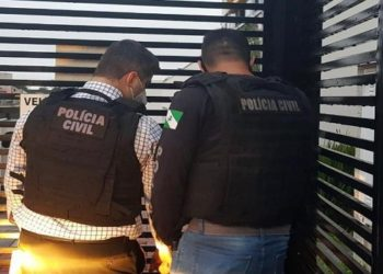 Policiais cumprem mandados de prisão e de busca e apreensão no Paraná e no Rio de Janeiro, na manhã desta terça-feira (30). Contratos fraudulentos superam R$ 1 bilhão, segundo investigação.