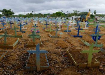 Mais de 400 mil mortes por covid19