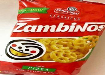 Elma chips relançará Zambinos