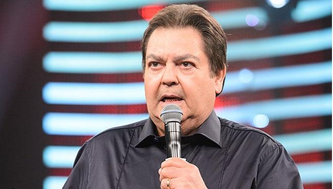 Fausto Silva - Apresentador