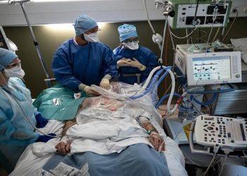 situação dramática de pacientes que vivem dor insuportável com intubação sem sedativos