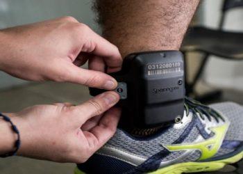 SP: tornozeleira eletrônica