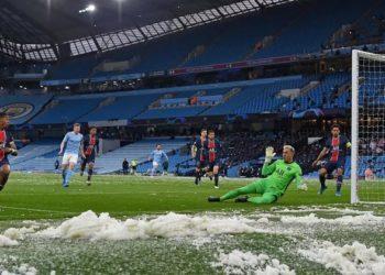 Vitória do Manchester sobre o PSG