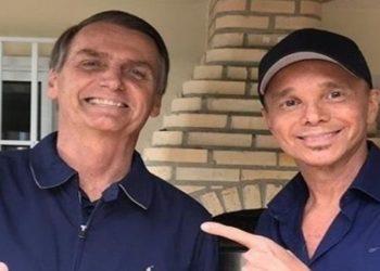 Netinho apoia Bolsonaro