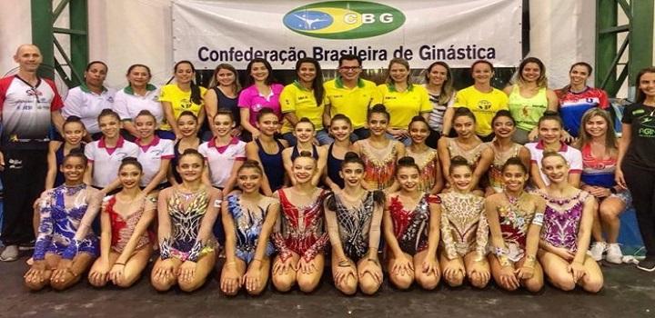 Loterias CAIXA anunciaram nesta segunda-feira (03/05) patrocínio à Confederação Brasileira de Ginástica (CBG).