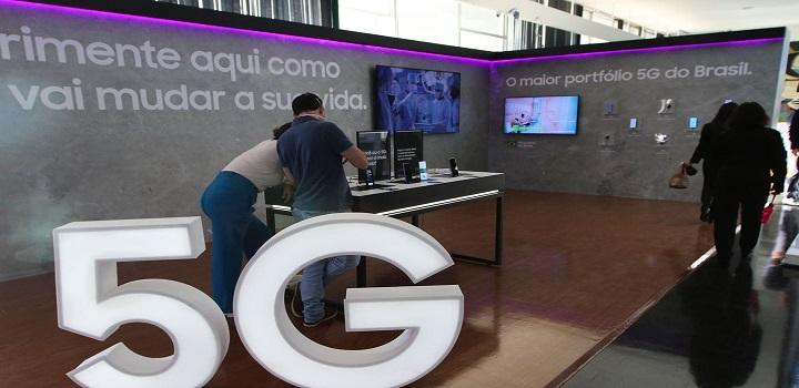 ministro das Comunicações, Fábio Faria, disse hoje (6) que a chegada da tecnologia 5G vai revolucionar a vida das empresas do país,
