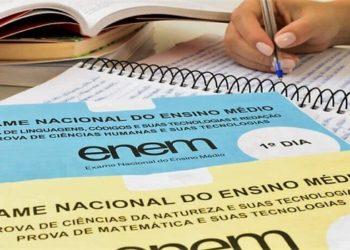 Exame Nacional do Ensino Médio (Enem) 2021 deverá ser aplicado só em janeiro de 2022, s
