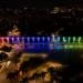Arcos da Lapa receberam as cores da bandeira do Orgulho LGBTQIA+