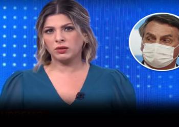 Bolsonaro xinga jornalista