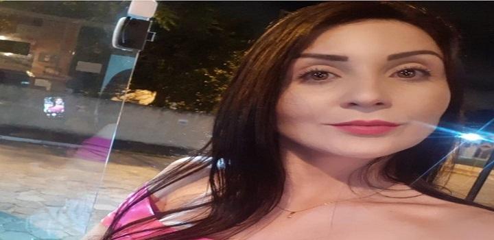DeNISE CAMARGO MORTA A TIROS EM SC