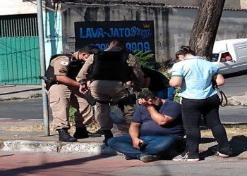 Policial militar mata cachorro a tiros em rua de BH