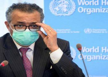 mundo está entrando em uma nova onda de infecções e mortes por covid-19, advertiu Tedros Adhanom Ghebreyesus