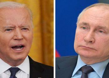 Joe Biden alerta para ameaça de guerra com a Russia