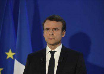 Presidente da França, Emannuel Macron