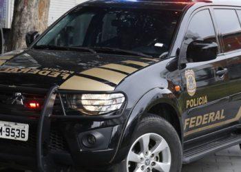 Polícia Federal na Operação Basura