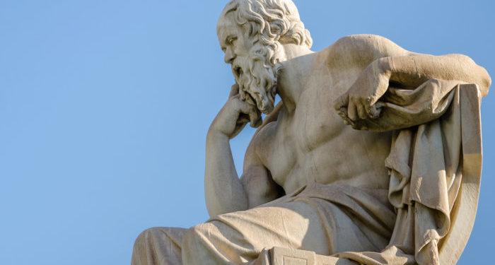 Sócrates e a força da palavra
