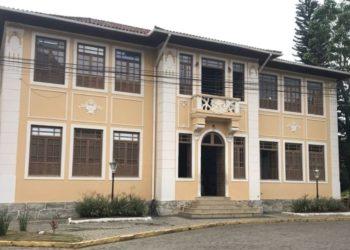 Sede da Prefeitura de Trajano de Moraes-RJ